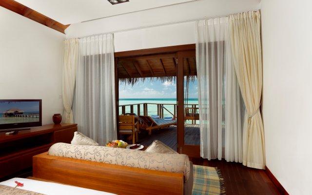 Отель Medhufushi Island Resort комната для гостей