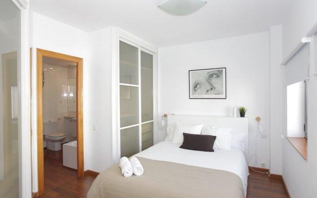 Отель 1212 - Olimpic Ciutadella Apartment Испания, Барселона - отзывы, цены и фото номеров - забронировать отель 1212 - Olimpic Ciutadella Apartment онлайн комната для гостей