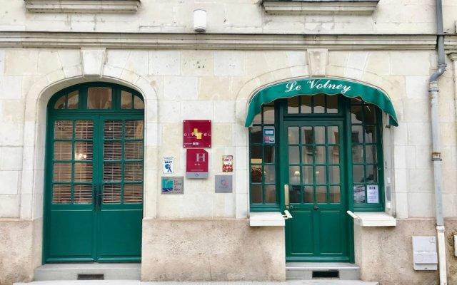 Отель Citotel Le Volney Франция, Сомюр - отзывы, цены и фото номеров - забронировать отель Citotel Le Volney онлайн вид на фасад