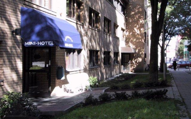 Отель Goteborgs Mini-Hotel Швеция, Гётеборг - 1 отзыв об отеле, цены и фото номеров - забронировать отель Goteborgs Mini-Hotel онлайн вид на фасад