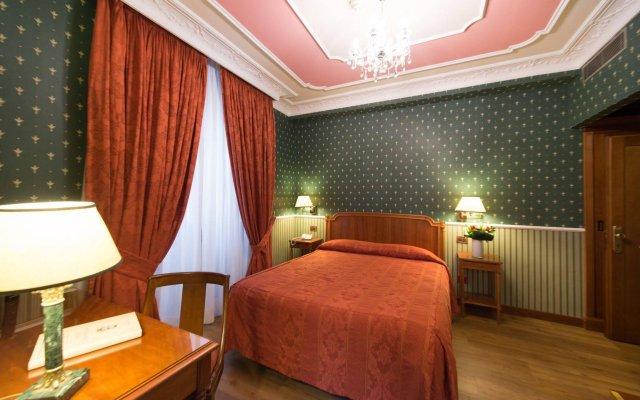 Strozzi Palace Hotel комната для гостей