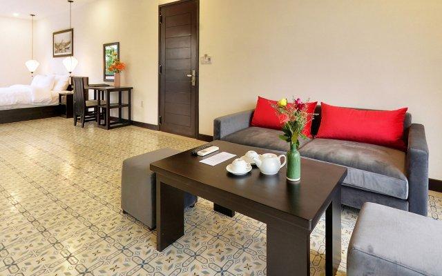Отель Hoi An Waterway Resort Вьетнам, Хойан - отзывы, цены и фото номеров - забронировать отель Hoi An Waterway Resort онлайн комната для гостей