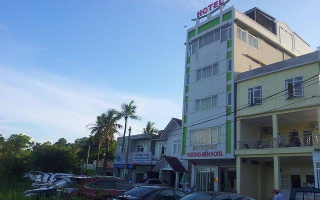 Huong Bien Hotel Halong вид на фасад