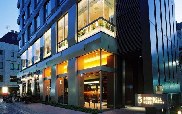 Отель Akasaka Granbell Hotel Япония, Токио - отзывы, цены и фото номеров - забронировать отель Akasaka Granbell Hotel онлайн вид на фасад