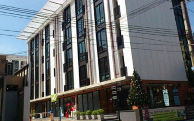 Отель Marigold Ramkhamhaeng Таиланд, Бангкок - отзывы, цены и фото номеров - забронировать отель Marigold Ramkhamhaeng онлайн вид на фасад
