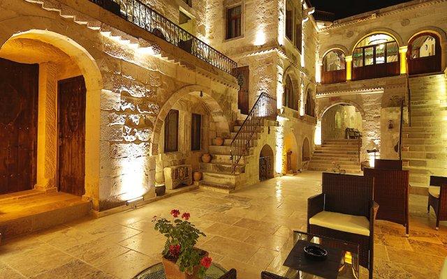 Erenbey Cave Hotel Турция, Гёреме - отзывы, цены и фото номеров - забронировать отель Erenbey Cave Hotel онлайн вид на фасад