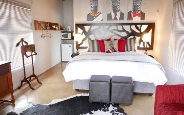 Waterside Cottages in Gaborone, Botswana from 62$, photos, reviews - zenhotels.com guestroom