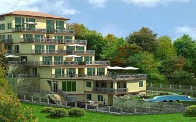 Отель Villa Eden Болгария, Генерал-Кантраджиево - отзывы, цены и фото номеров - забронировать отель Villa Eden онлайн вид на фасад