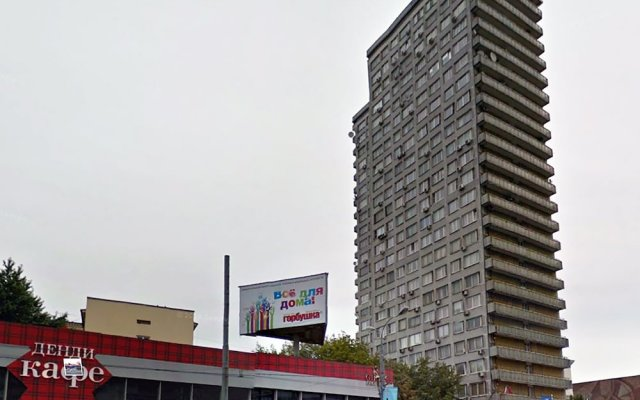 Гостиница ApartLux Новоарбатская Супериор вид на фасад