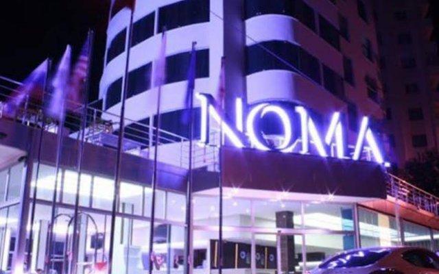 Noma Hotel вид на фасад