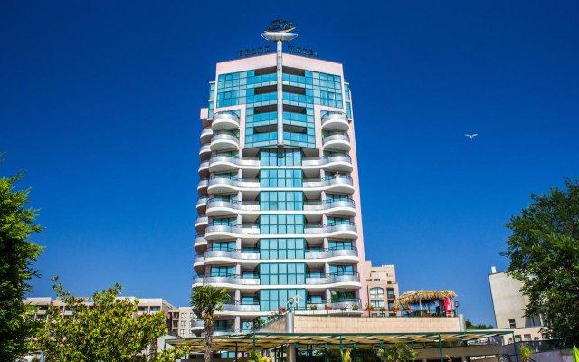 Grand Hotel Sunny Beach - All Inclusive Солнечный берег вид на фасад