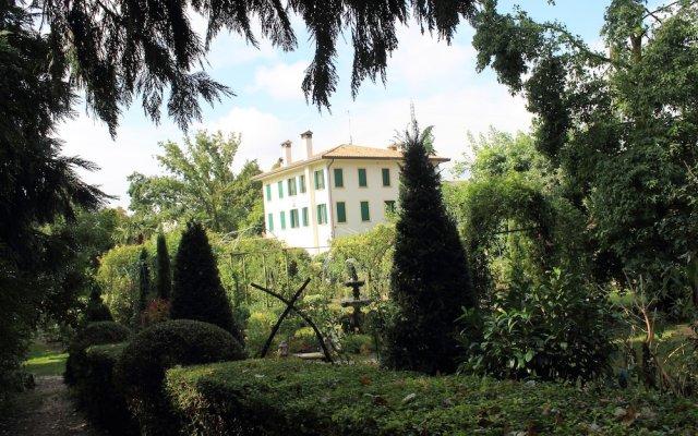 Отель The Home Villa Leonati Art And Garden Италия, Падуя - отзывы, цены и фото номеров - забронировать отель The Home Villa Leonati Art And Garden онлайн вид на фасад