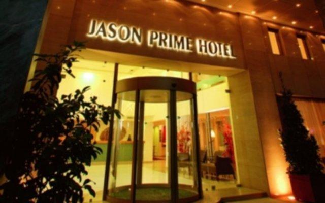 Jason Prime Hotel вид на фасад