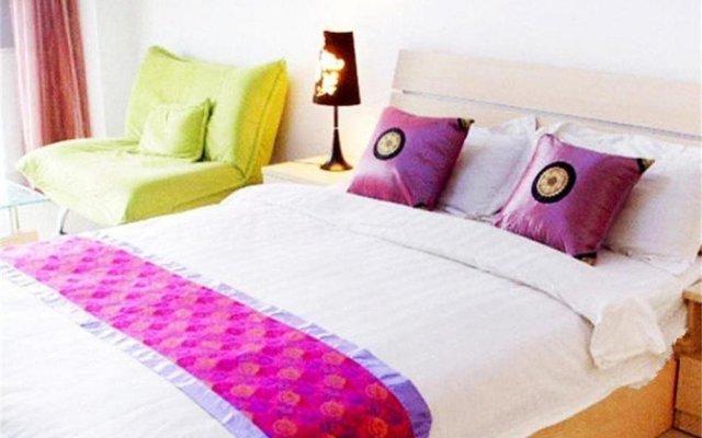 Отель Xi'an Happy Hotel Китай, Сиань - отзывы, цены и фото номеров - забронировать отель Xi'an Happy Hotel онлайн комната для гостей