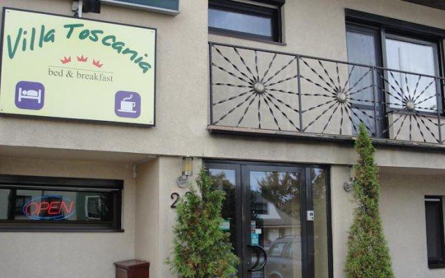 Отель Villa Toscania Польша, Познань - отзывы, цены и фото номеров - забронировать отель Villa Toscania онлайн вид на фасад