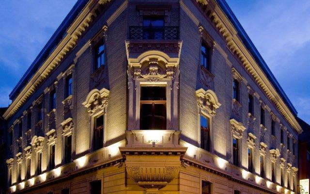 Hotel Palazzo Zichy вид на фасад