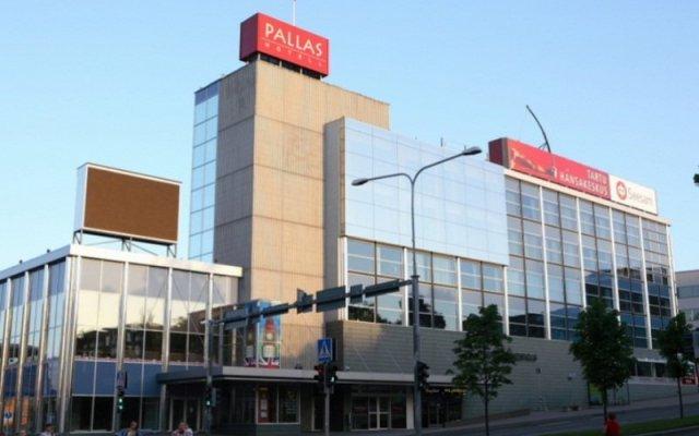 Art-отель Pallas by Tartuhotels