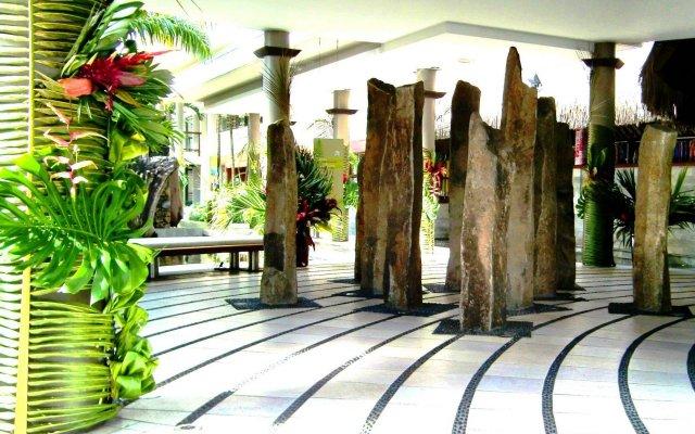 Отель Tahiti Pearl Beach Resort Французская Полинезия, Аруе - отзывы, цены и фото номеров - забронировать отель Tahiti Pearl Beach Resort онлайн вид на фасад
