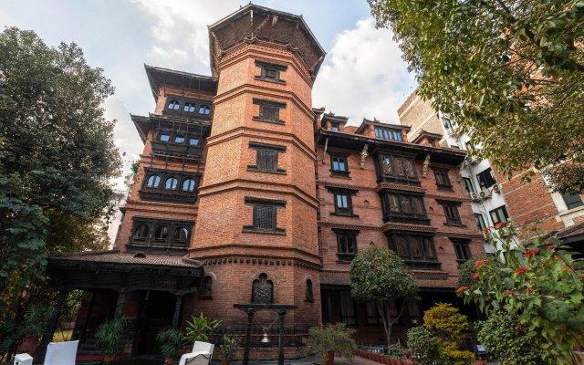 Отель Kantipur Temple House Непал, Катманду - 1 отзыв об отеле, цены и фото номеров - забронировать отель Kantipur Temple House онлайн вид на фасад