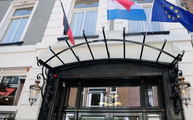 Отель De Gulden Waagen Нидерланды, Неймеген - отзывы, цены и фото номеров - забронировать отель De Gulden Waagen онлайн вид на фасад