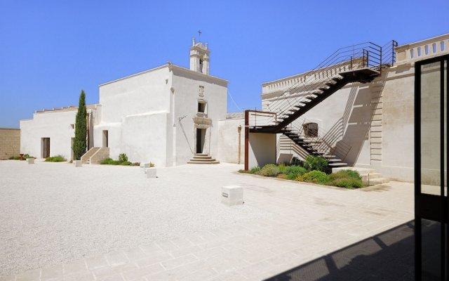 Отель Masseria Amastuola Wine Resort Криспьяно вид на фасад