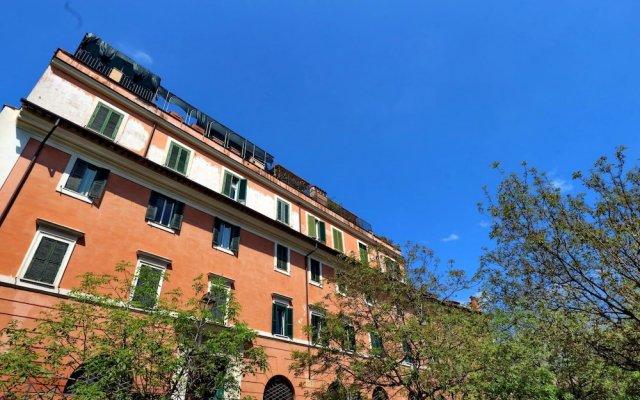 Апартаменты Garibaldi - WR Apartments вид на фасад