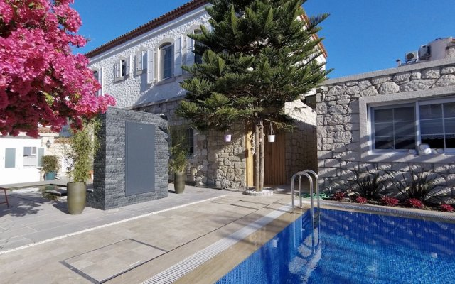 Monk Hotel Alacati - Adults Only Чешме вид на фасад