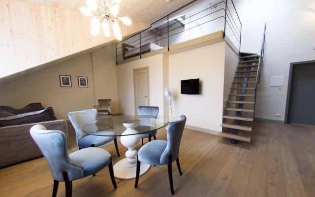 Апартаменты Minthouse Apartments Вильнюс комната для гостей