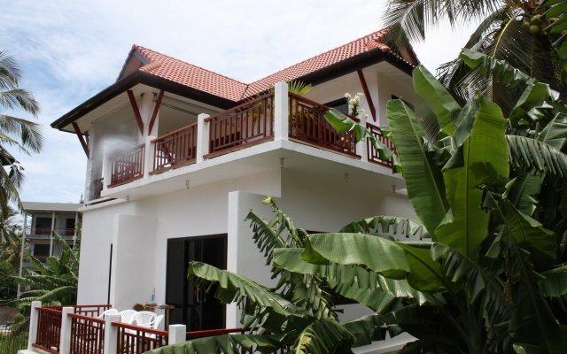 Отель Villa Moore вид на фасад