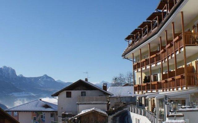 Hotel Haus an der Luck Барбьяно вид на фасад
