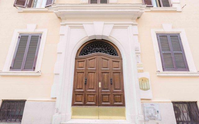 Отель Le Stanze dei Papi Италия, Рим - отзывы, цены и фото номеров - забронировать отель Le Stanze dei Papi онлайн вид на фасад