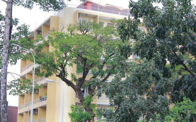 T78 Hotel вид на фасад