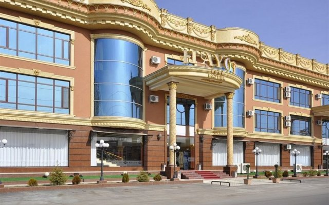 Отель HAYOT Узбекистан, Ташкент - отзывы, цены и фото номеров - забронировать отель HAYOT онлайн вид на фасад