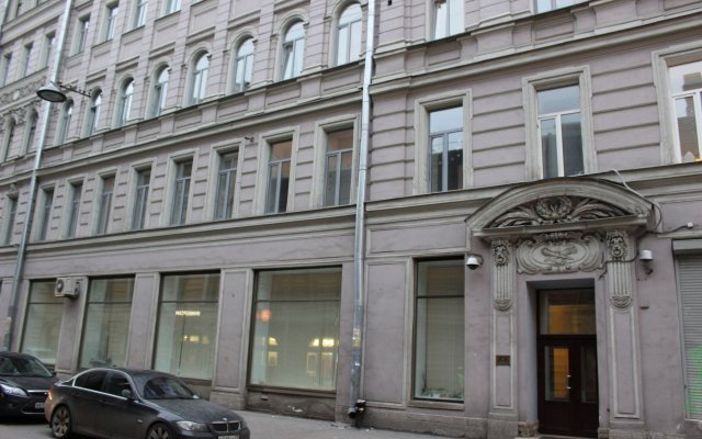 Гостиница Невский 140 в Санкт-Петербурге - забронировать гостиницу Невский 140, цены и фото номеров Санкт-Петербург вид на фасад