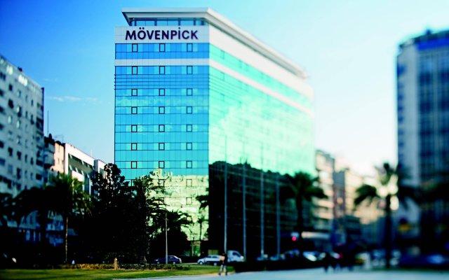 Movenpick Hotel Izmir вид на фасад