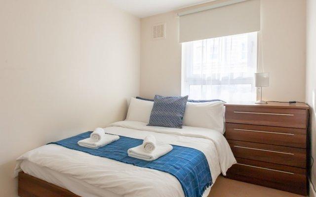 Апартаменты Bloomsbury - London Regent Apartments комната для гостей