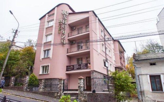 Гостиница Complex Uhnovych Украина, Тернополь - отзывы, цены и фото номеров - забронировать гостиницу Complex Uhnovych онлайн вид на фасад