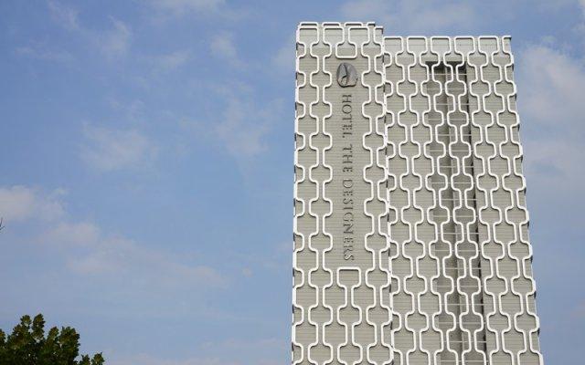 Отель The Designers Cheongnyangni Южная Корея, Сеул - 1 отзыв об отеле, цены и фото номеров - забронировать отель The Designers Cheongnyangni онлайн вид на фасад