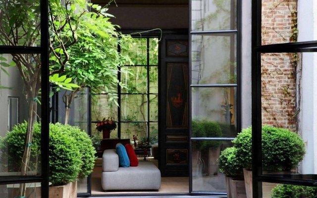 Отель Julien Бельгия, Антверпен - отзывы, цены и фото номеров - забронировать отель Julien онлайн вид на фасад