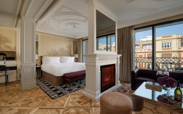 BLESS Hotel Madrid, a member of The Leading Hotels of the World комната для гостей