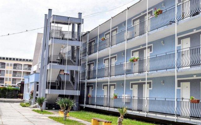 Отель Continental - Happy Land Hotel Болгария, Солнечный берег - отзывы, цены и фото номеров - забронировать отель Continental - Happy Land Hotel онлайн вид на фасад