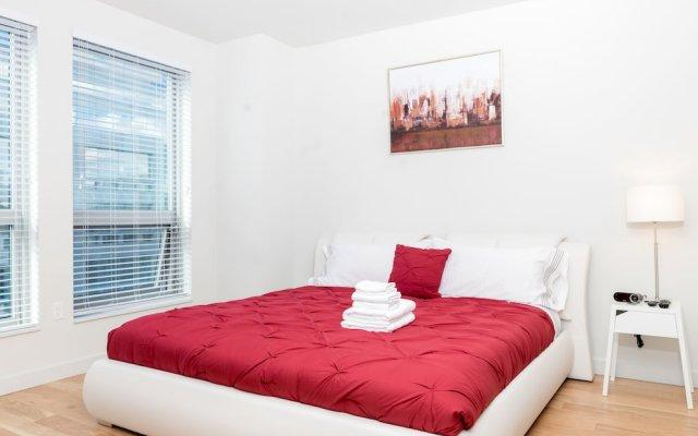 Апартаменты Capitol Hill Fully Furnished Apartments, Sleeps 5-6 Guests Вашингтон вид на фасад