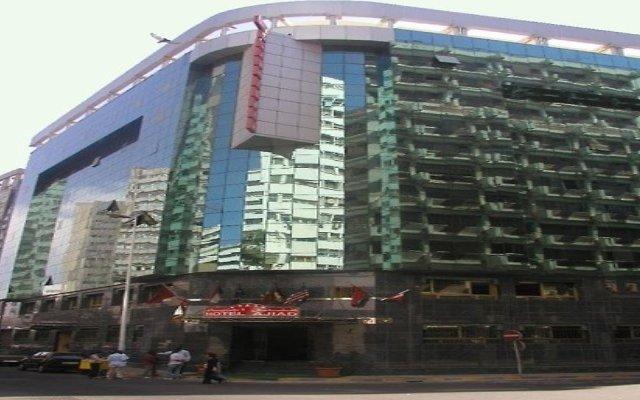 Отель Odyssee Center Hotel Марокко, Касабланка - отзывы, цены и фото номеров - забронировать отель Odyssee Center Hotel онлайн вид на фасад