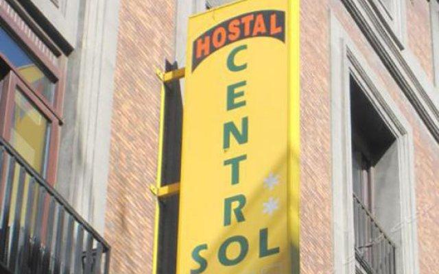 Отель Hostal Centro Sol Испания, Мадрид - отзывы, цены и фото номеров - забронировать отель Hostal Centro Sol онлайн вид на фасад