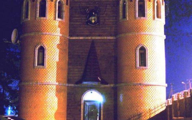Гостиница Castle Belvedere вид на фасад