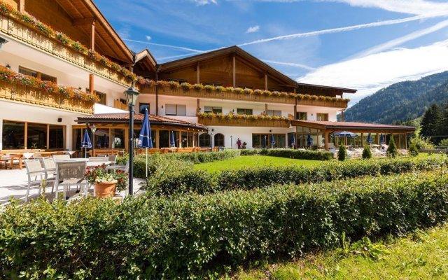 Отель Wellness-Sporthotel Ratschings Рачинес-Ратскингс вид на фасад