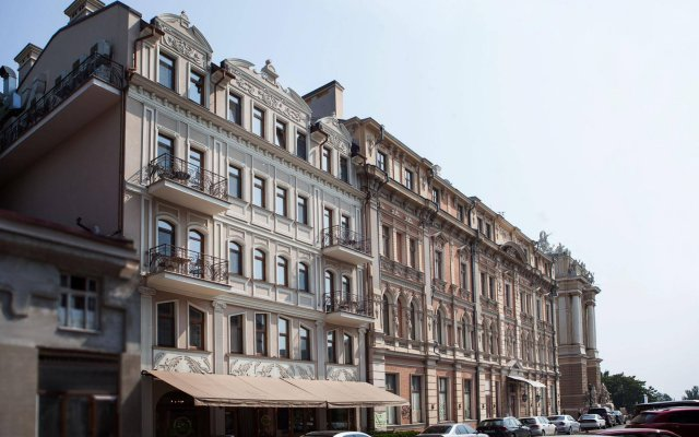 Гостиница Palais Royal Odessa вид на фасад