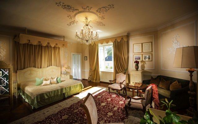Hotel Bristol Salzburg Зальцбург комната для гостей