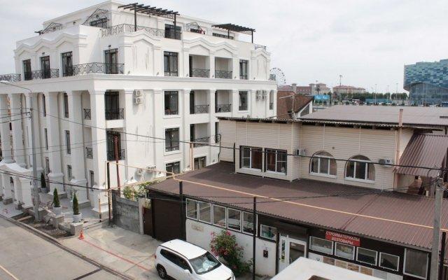 Гостиница на ул. Камышовой, 41, кв. 19 в Сочи отзывы, цены и фото номеров - забронировать гостиницу на ул. Камышовой, 41, кв. 19 онлайн вид на фасад