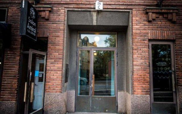 Отель WeHost Kapteeninkatu 26 Финляндия, Хельсинки - отзывы, цены и фото номеров - забронировать отель WeHost Kapteeninkatu 26 онлайн вид на фасад
